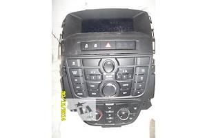 б/у Автомагнитолы Opel Astra J