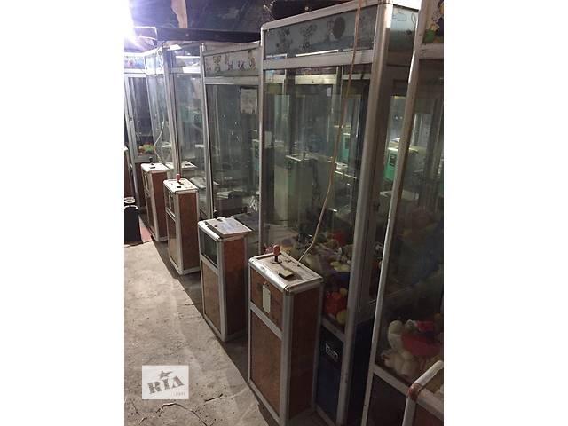 Автомат кран- Машина хватайка- объявление о продаже   в Украине
