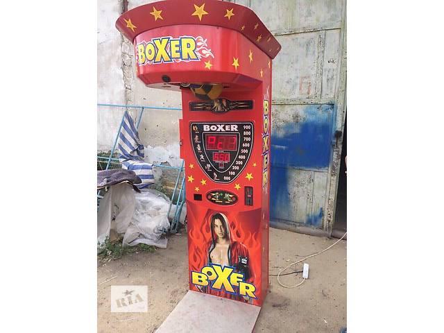 продам Автомат Силомер Груша боксерская ( Боксер ) бу в Одессе