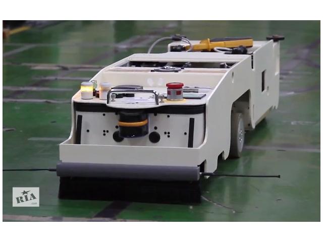 бу Роботизированные тележки,штабелеры,AGV системы(Япония) в Виннице