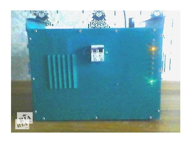 Автоматический стабилизатор  мощностью 9 кВт.- объявление о продаже  в Купянске
