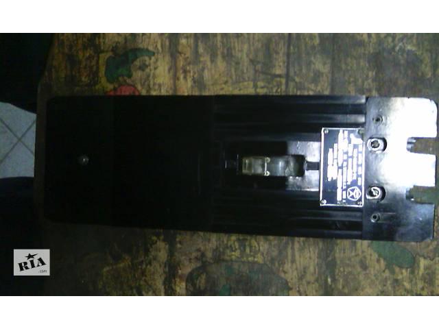Автоматический выключатель А-3716 ФУЗ 16-160А- объявление о продаже   в Украине