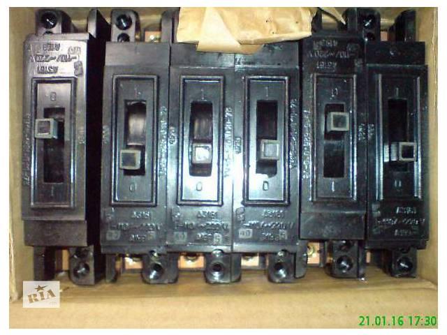 продам Автоматический выключатель А37 82/86 БР 380в-250а. А 37 96 НУЗ 380в 320а,  АЕ-2043, А-2,А 3786 П 380в 200а,А-3161 бу в Запорожье