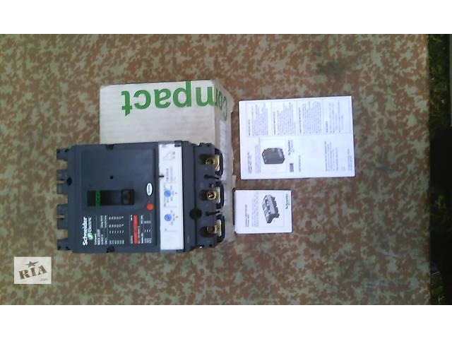 бу Автоматический выключатель Schneider Electric Compact NSX250F,TM200D   в Украине