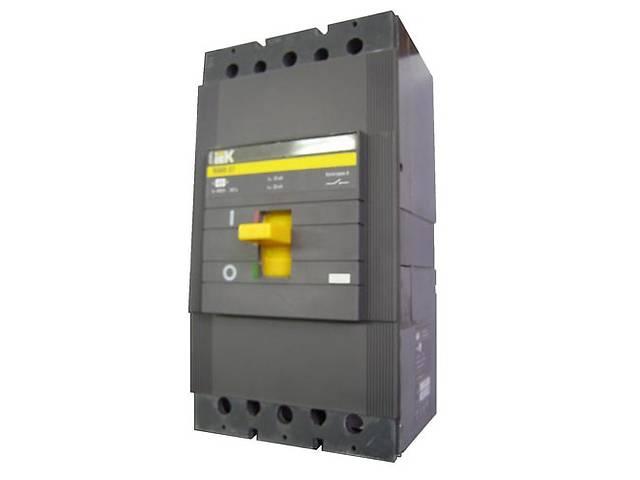 Автоматический выключатель (Силовой автомат) IEK ВА88-37, 3Р 400А 35кА- объявление о продаже  в Киеве