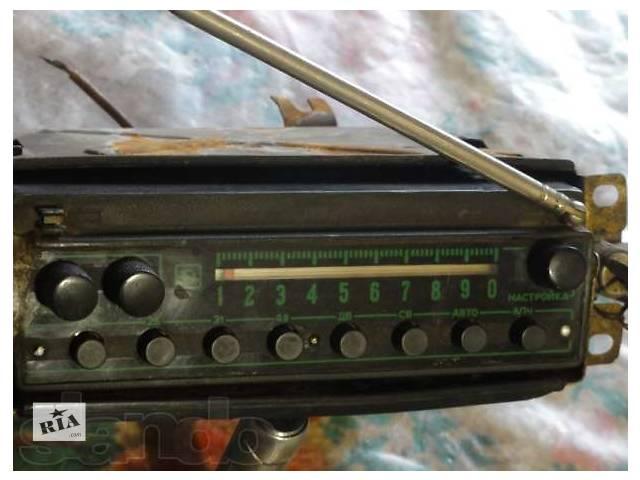 Автомобильно-переносный радиоприёмник Урал авто2- объявление о продаже  в Каменке-Днепровской