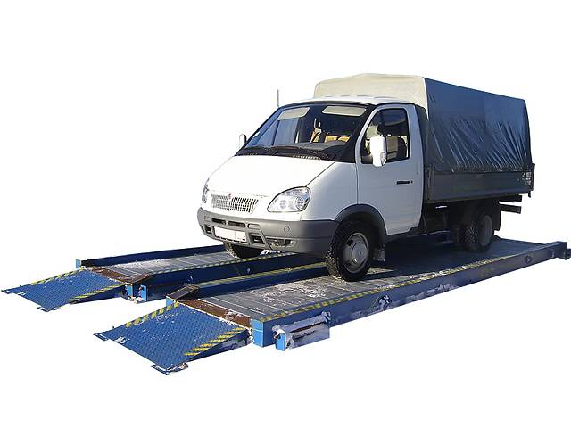 Автомобильные весы 40 т.- объявление о продаже  в Житомире