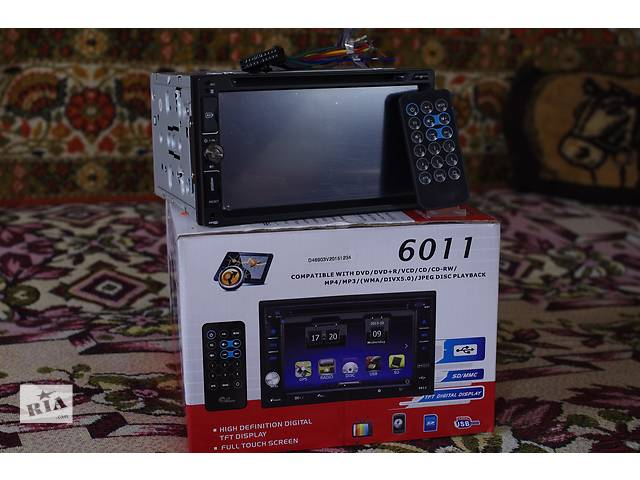 Автомобильный DVD-плеер STC-6008- объявление о продаже  в Северодонецке