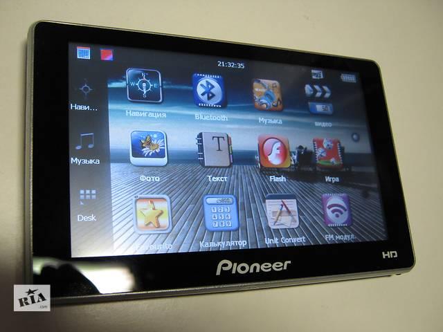 Автомобильный GPS навигатор Pioneer PI-5991BT. HD- объявление о продаже  в Никополе