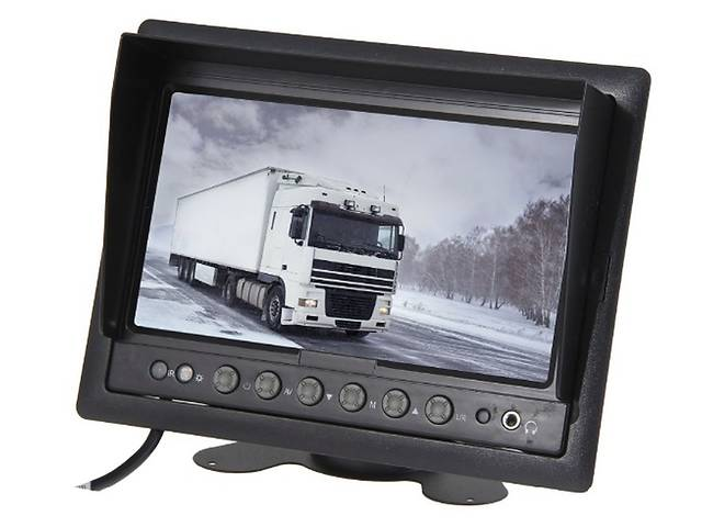 купить бу Автомобильный монитор 7 дюймов. Варианты в Киеве