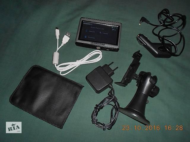 купить бу Автомобыльный навигатор Dreimgo DG210 в Тернополе