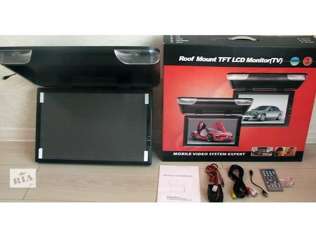 """Автомобильный потолочный телевизор, монитор 22"""", с USB и SD- объявление о продаже  в Одессе"""