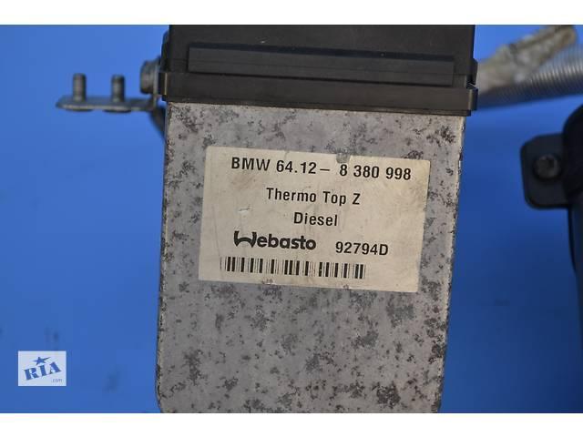 бу Автономна пічка Webasto BMW X5 БМВ Х5 3.0 TDI Thermo Top C Disel в Ровно