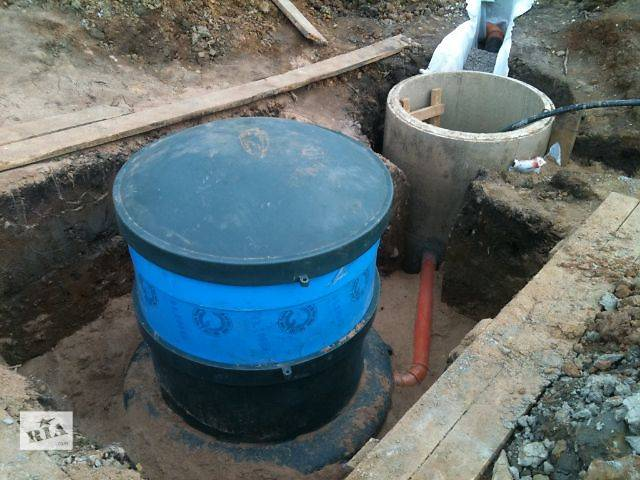 купить бу Автономное водоснабжение и канализация коттеджей в Черкассах