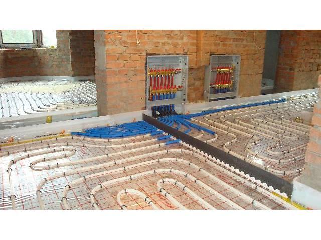 бу Отопление. Водоснабжение и системы фильтрации воды. в Харьковской области