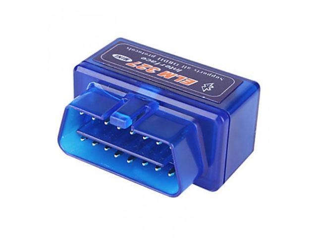 купить бу Автосканер ELM327 OBD2 Super mini Bluetooth ver.2.1 в Одессе