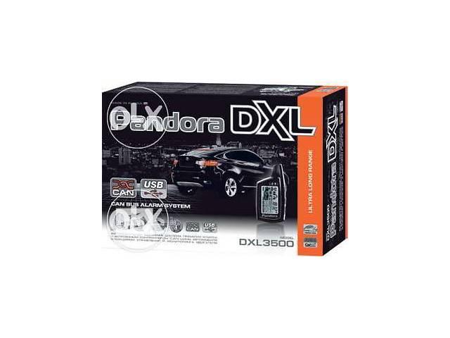 продам Автосигнализация Pandora DXL3500 CAN бу в Хмельницком