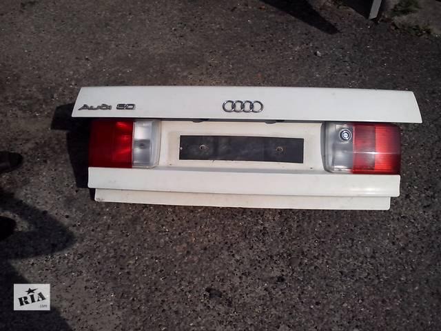 aydi 80 b3 крышкА багажника+4 ДВЕРКИ для седана....- объявление о продаже  в Львове