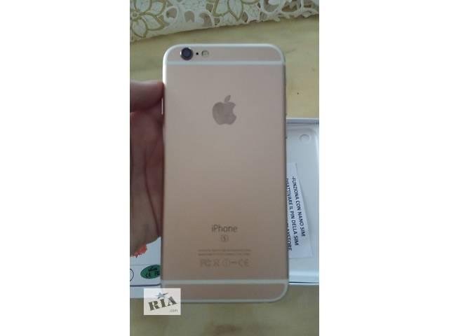 Айфон 6s копия Rose 4,7 Один в один как оригинал!!!!- объявление о продаже  в Тернополе