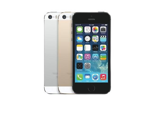 бу Айфон 5 S (копия)  1 sim, 4 Гб, метал, очень дешево. в Ахтырке