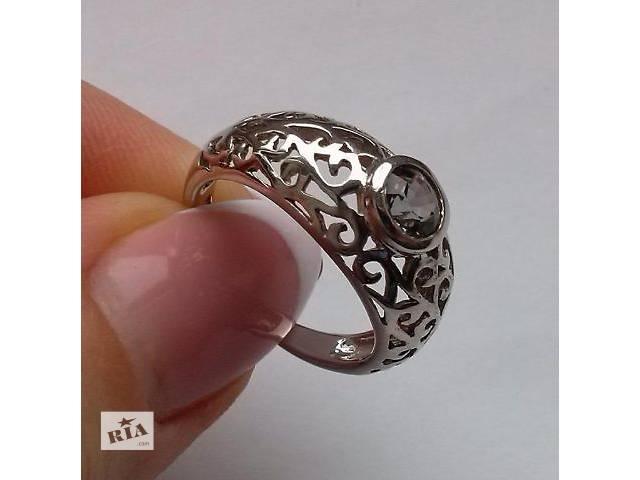 купить бу Ажурное кольцо с африканской Шпинелью!!! Видео в Сумах