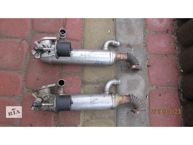 купить бу Б/у 070131512F 070131512D Радиатор системы рециркуляции отработанных газов для легкового авто Volkswagen Touareg 2008 в Хусте