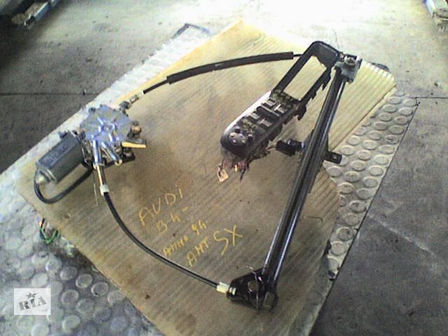 Б/у№11337 стеклоподъемник для универсала Audi B 4- объявление о продаже  в Чорткове