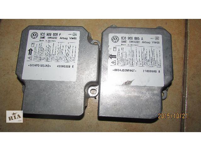 продам Б/у 1C0909605A 1C0909605F блок управления airbag для легкового авто Volkswagen T5 (Transporter) 2008 бу в Хусте