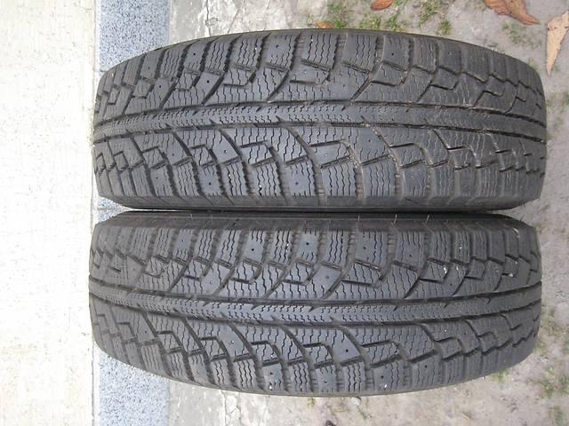 """продам Б/у 2 зимн.шины для легкового авто Renault Kangoo,175/70/14 """"Aeolus"""",14г.в.,прот-8мм бу в Житомире"""