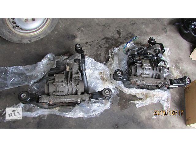 бу Б/у 4x4 4Motion редуктор задней/передней балки/моста для легкового авто Volkswagen Multivan 2008 в Хусте