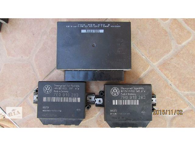 Б/у 7E0919283 7H0919283 парктроник/блок управления для легкового авто Volkswagen T5 (Transporter) 2008- объявление о продаже  в Хусте