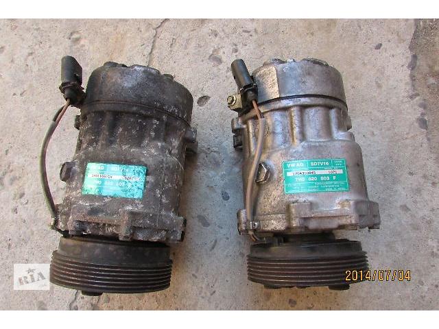 Б/у 7H0820803F 7H0820803C компрессор кондиционера для легкового авто Volkswagen T5 (Transporter) 2009- объявление о продаже  в Хусте