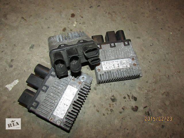 бу Б/у 7H0919506D реле вентилятора радиатора для легкового авто Volkswagen T5 (Transporter) в Хусте