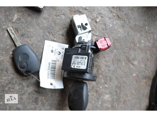 Б/у 8200405701E замок зажигания/контактная группа для минивена Renault Scenic- объявление о продаже  в Хусте