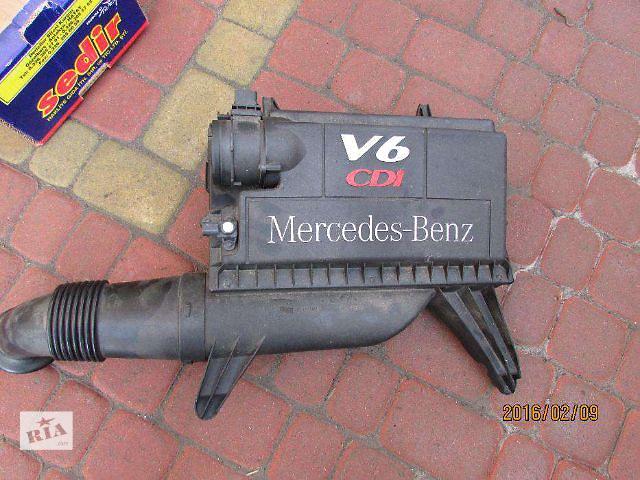 купить бу Б/у A6395282806 корпус воздушного фильтра для легкового авто Mercedes Vito 3.0CDi 2012г в Хусте