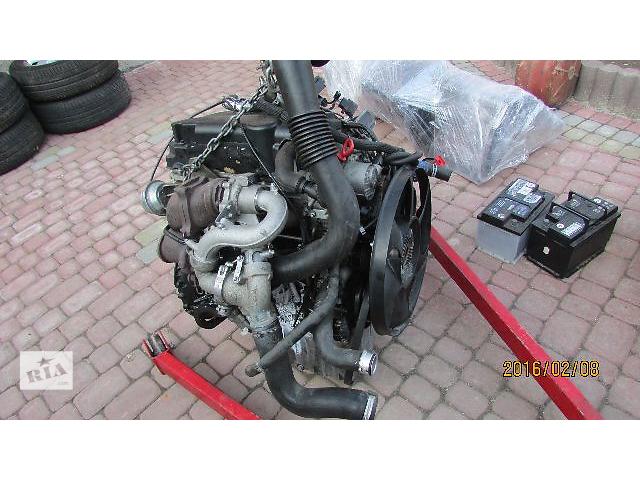 Б/у A646 двигатель для легкового авто Mercedes Sprinter 313 2009- объявление о продаже  в Хусте