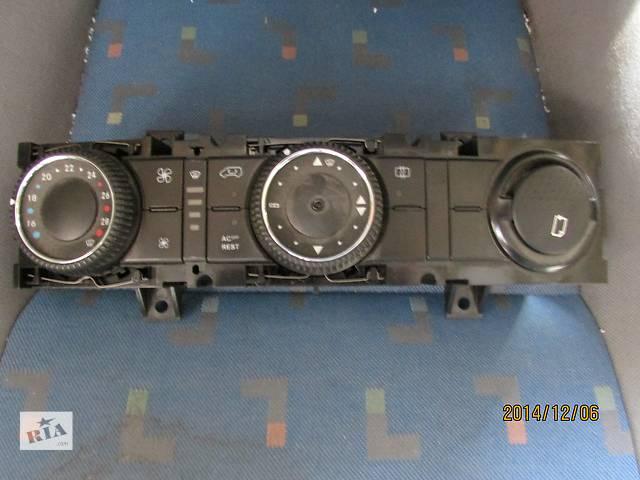 Б/у A9068300785KZ блок управления печкой/климатконтролем для легкового авто Mercedes Sprinter- объявление о продаже  в Хусте