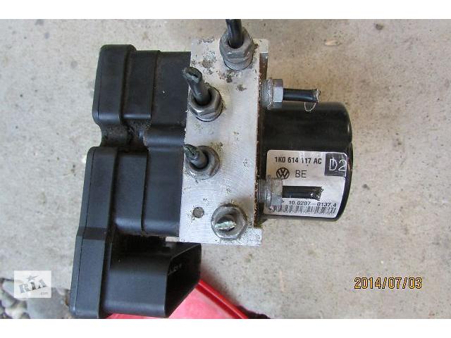 Б/у абс 1K0907379AF 1K0614117AC и датчики для легкового авто Volkswagen Caddy 2007- объявление о продаже  в Виноградове
