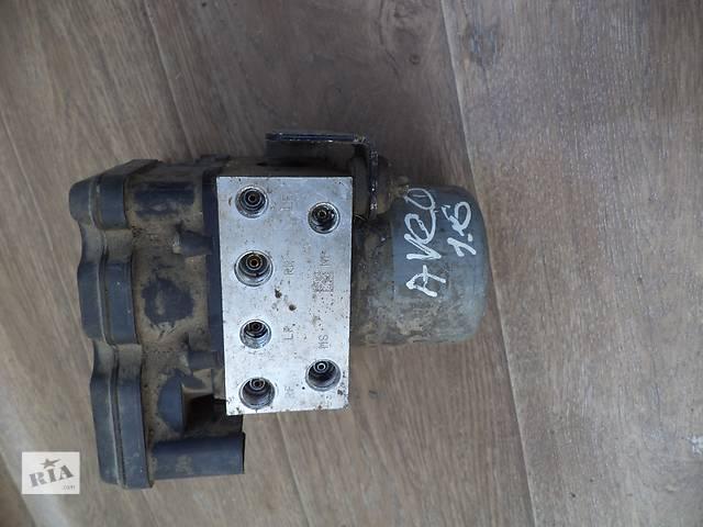 продам Б/у блок абс 96470254 для хэтчбека Chevrolet Aveo v1,6 2008г бу в Киеве