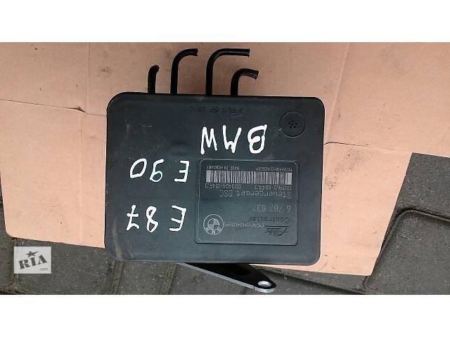 продам Б/у абс и датчики для легкового авто BMW бу в Яворове (Львовской обл.)