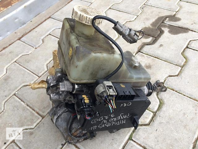 купить бу Б/у абс и датчики для легкового авто Mitsubishi Pajero IV 3.2 DID   07-12r. в Киеве