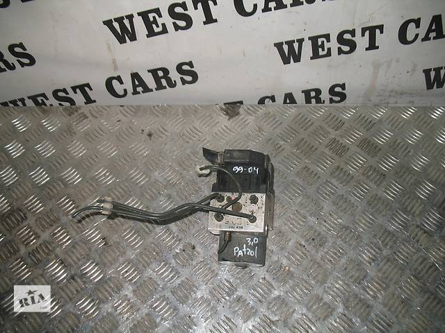 продам Б/у абс и датчики для легкового авто Nissan Patrol бу в Луцке