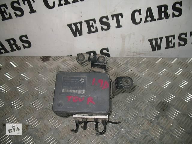 бу Б/у абс и датчики для легкового авто Skoda Octavia Tour в Луцке