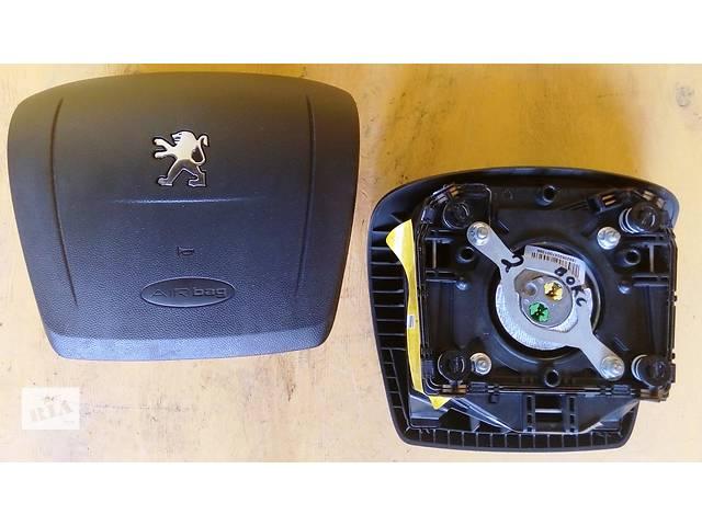 бу Б/у Airbag подушка безопасности водительская  Пежо Боксер Peugeot Boxer (3) с 2006г. в Ровно