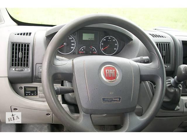 купить бу Б/у Airbag подушка безопасности водителя Фиат Дукато Fiat Ducato (3) с 2006г.  в Ровно