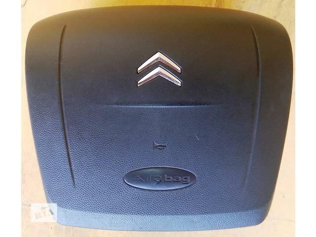 продам Б/у Airbag подушка безопасности водителя  Ситроен Джампер Citroen Jumper (3) с 2006г. бу в Ровно
