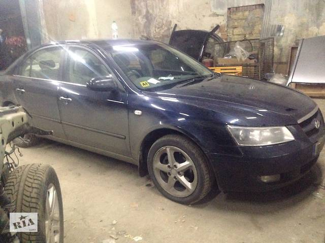 купить бу Б.у капот Hyundai Sonata NF 2.0 автомат в Одессе