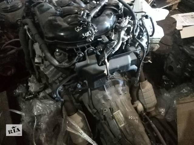 купить бу Б/у акпп для седана Lexus GS 300 2007г в Николаеве