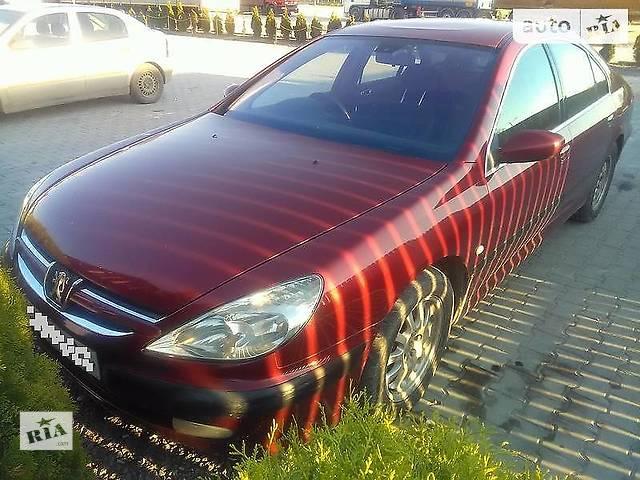 Б/у акпп для седана Peugeot 607- объявление о продаже  в Ивано-Франковске