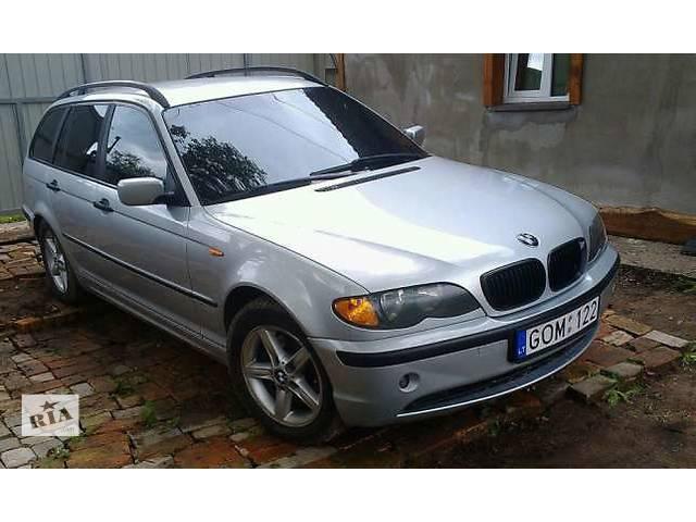 бу Б/у акпп для универсала BMW 320 в Василькове (Киевской обл.)